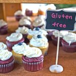 Gluten Free Cupcakes Sign